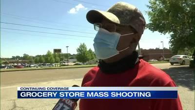 WATCH: Worker witnessed shootings from Kroger's roof