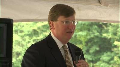 WATCH: Reeves under fire for Mississippi's COVID response