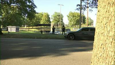 WATCH: Man shot to death at Jesse Turner Park, MPD says