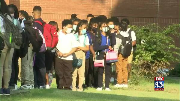 Shelby County Schools students head back to class