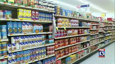 Watch: Tennessee program helps families struggling to find food