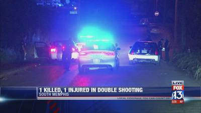 1 person dead, another injured after shooting in Memphis