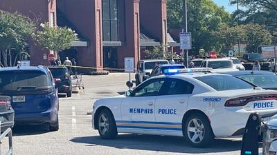 PHOTOS: 12 injured, 2 dead following mass shooting at Collierville Kroger