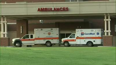 Out-of-state healthcare workers offering much-needed help in Mississippi