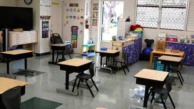 Teachers could strike if forced to go back to class amid coronavirus pandemic