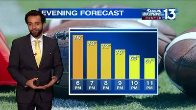 WATCH: FOX13's Friday midday weather update