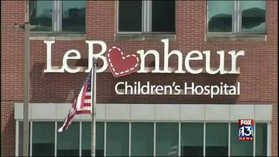 More than 130 children treated for gunshot wounds at Le Bonheur this year