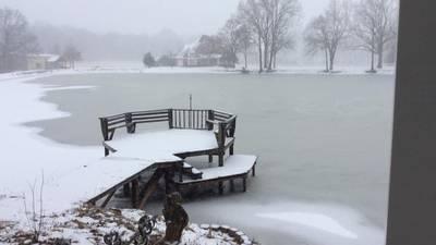 Winter blast sets 8 weather records