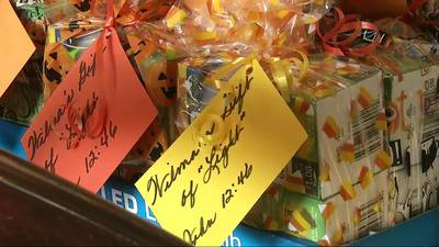 Family Focus: Local woman helps to share the gift of light