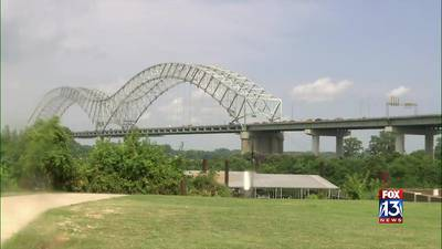 I-40 Bridge Eastbound lanes to reopen Saturday night