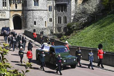Prince Philip's will to be sealed for 90 years, British court rules