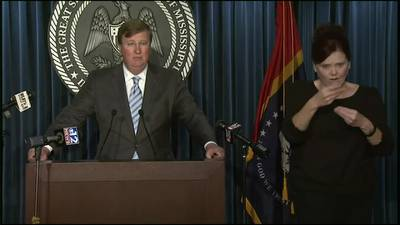 Gov. Reeves says he's making it a priority to keep schools open amid rising COVID cases