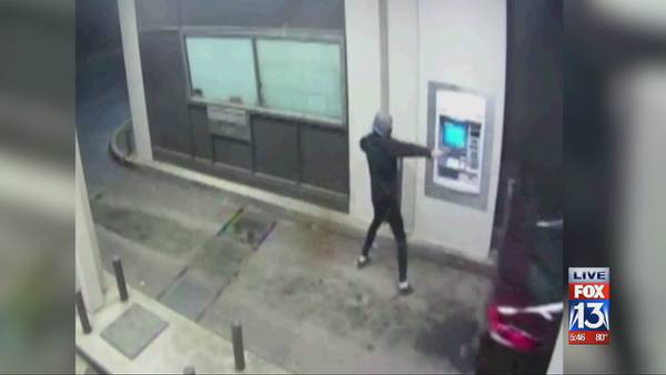 Police: Man shot while at Memphis ATM, wrecks vehicle trying to escape