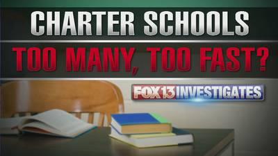 FOX13 Investigates: Charter Schools - Too Many, Too Fast?