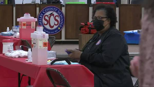 SCS staff will start to receive COVID-19 vaccine this week