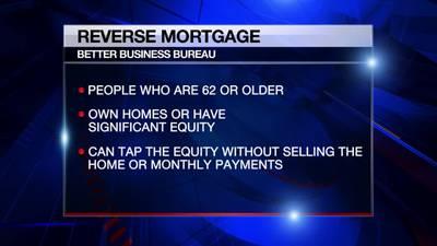 WATCH: BBB talks a reverse mortgage