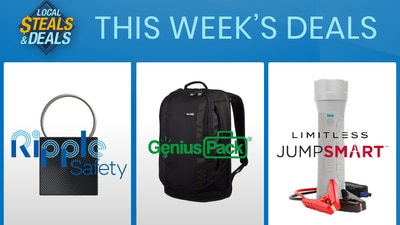 Local Steals and Deals: Travel smart and safe with Genius Pack, Ripple Safety and JumpSmart