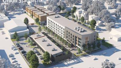 Hotel project recommended for old MPD station, according to city documents