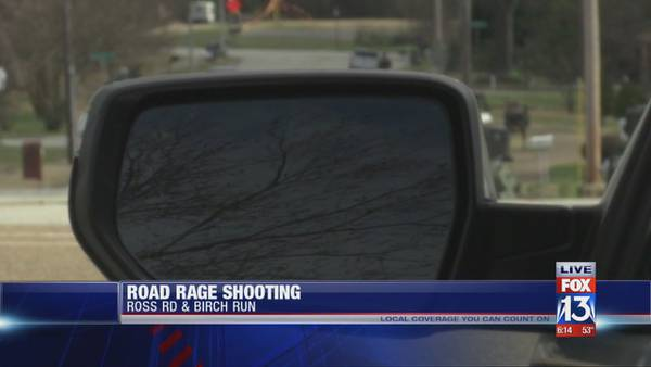 'He just literally shot at me:' Woman terrified after road rage shooting in Memphis neighborhood