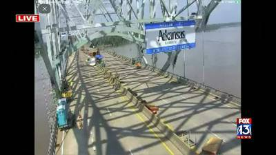Watch: TDOT to load test I-40 Bridge Wednesday; exact opening date still unclear