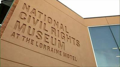 WATCH: National Civil Rights Museum celebrates 30th anniversary with free day