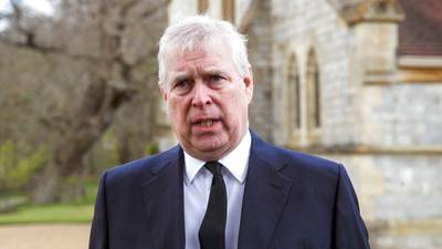 Prince Andrew's US attorneys served sex assault lawsuit
