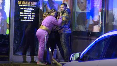PHOTOS: One killed in triple shooting at Indulge Lounge