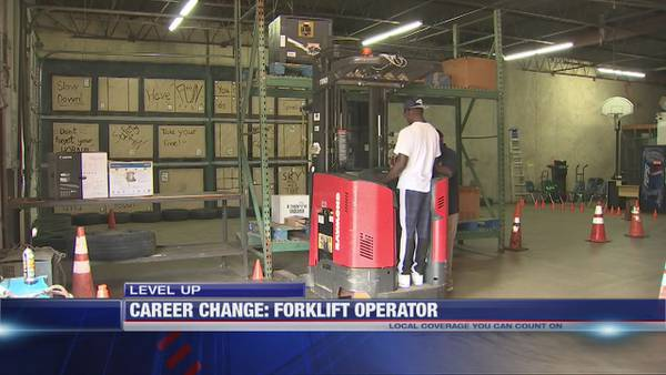 Level Up: Training center helps to fill high demand for forklift operators in the Mid-South
